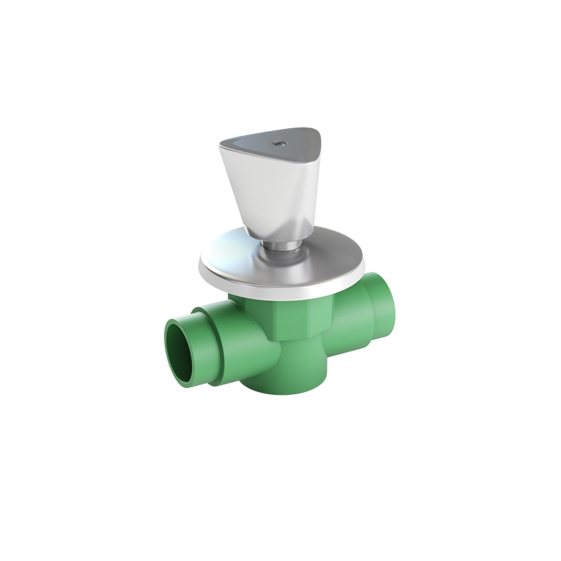 Ball Concealed Valve